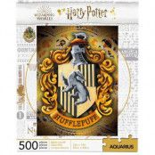 Harry Potter - Hufflepuff Crest Jigsaw Puzzle (500 pieces)