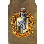 Harry Potter Hufflepuff Korthållare i Plast