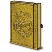 Harry Potter - Hufflepuff Premium Notebook A5