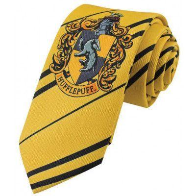 Harry Potter - Kids Tie Hufflepuff