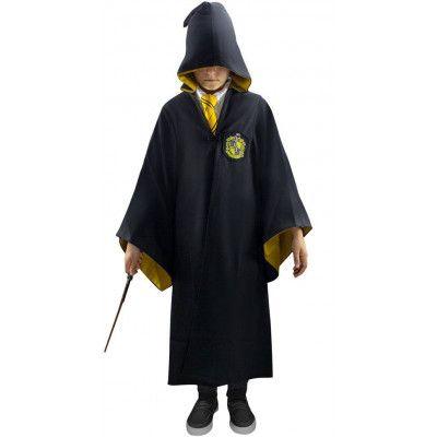 Harry Potter - Kids Wizard Robe Hufflepuff