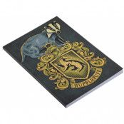 Harry Potter  Notebook - Hufflepuff