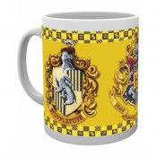 Licensierad Harry Potter Hufflepuff Kopp