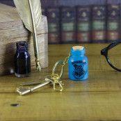 Nyckelring Med Ficklampa Harry Potter