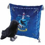Harry Potter - Cushion with Mascot Plush - Ravenclaw