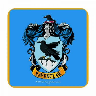 Harry Potter - Ravenclaw Coasters 6-pack