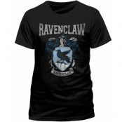 Harry Potter - Ravenclaw Varsity Crest T-Shirt