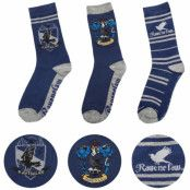 Harry Potter - Socks 3-Pack Ravenclaw