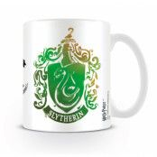 Harry Potter Mugg Slytherin Siluett