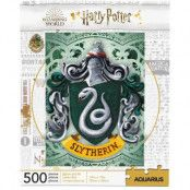 Harry Potter - Slytherin Crest Jigsaw Puzzle (500 pieces)