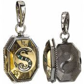 Harry Potter - Slytherin's Locket Bracelet Charm