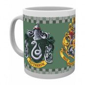 Licensierad Harry Potter Slytherin Kopp