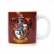 Harry Potter Mugg Gryffindor
