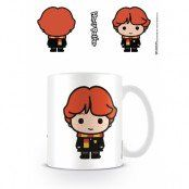 Harry Potter Mugg Kawaii Ron Weasley