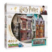 3D Pussel Harry Potter Diagon Alley