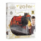 3D Pussel Harry Potter Hogwarts Express