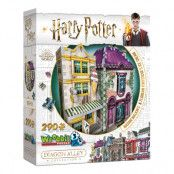 3D Pussel Harry Potter Madam Malkin´s & Florean Fortescues Ice Cream