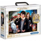 Harry Potter - Briefcase Jigsaw Puzzle (1000 pieces)