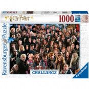 Harry Potter - Challenge Jiggsaw Puzzle (Cast)