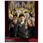 Harry Potter - Character Collage Jigsaw Puzzle (1000 pieces)