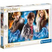 Harry Potter - Expecto Patronum Jigsaw Puzzle (500 pieces)