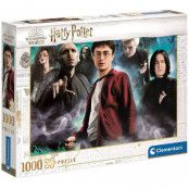 Harry Potter - Harry vs. the Dark Arts Jigsaw Puzzle (1000 pieces)
