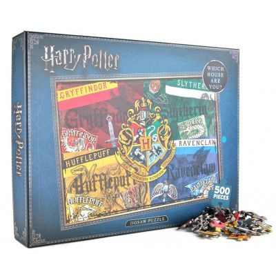 Harry Potter - Houses Jigsaw Puzzle