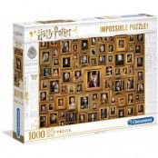 Harry Potter - Impossible Puzzle (Portraits)