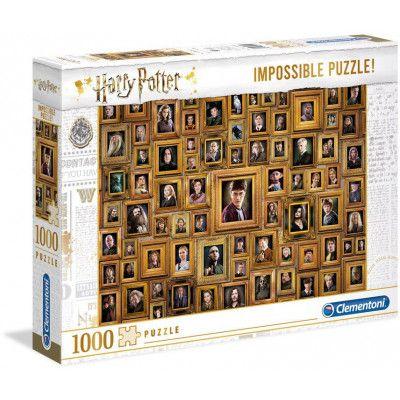 Harry Potter - Impossible Puzzle (Portraits)