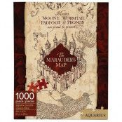 Harry Potter - Marauders Map Jigsaw Puzzle (1000 pieces)