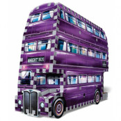 Harry Potter - The Knight Bus 3D Puzzle