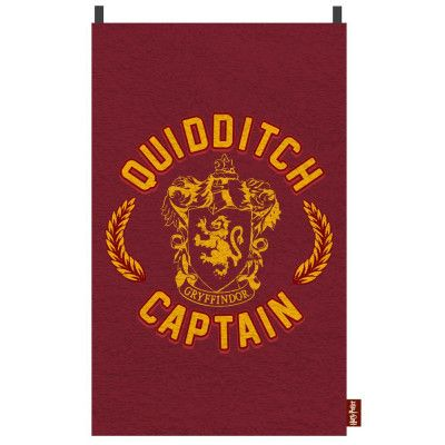 Harry Potter - Quidditch Captain Towel (Cape) - 135 x 72 cm