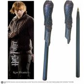 Harry Potter - Ron Weasley Pen & Bookmark