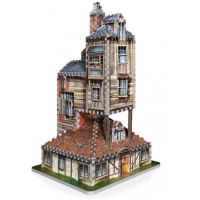 Harry Potter - The Burrow (Weasley Family Home) 3D Puzzle