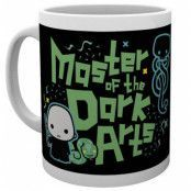 Harry Potter - Voldemort Master of Dark Arts Mug