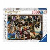 Harry Potter vs Voldemort, Pussel - 1000 bitar